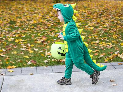 Trick-or-treating times set in the Illinois Valley
