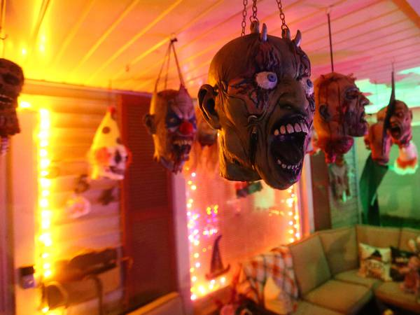 Photos: Check out these Halloween houses in the Illinois Valley