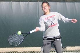 Photos: Class 1A Ottawa Tennis Sectional