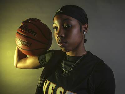 Joliet West's Lisa Thompson is the Herald-News Girls Basketball Player of the Year