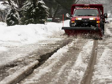 Let it snow: Montgomery to start winter with full snow plow crew and plenty of salt in storage