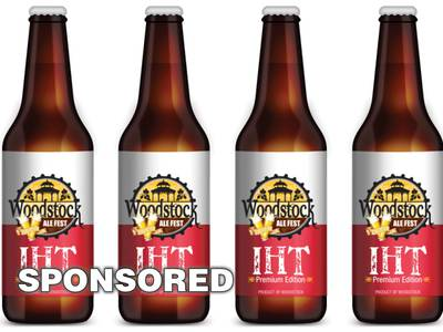 8th annual Woodstock Ale Fest offers good beer for a good cause