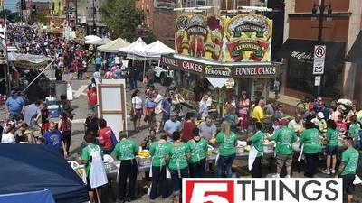 5 Things to do in DeKalb County