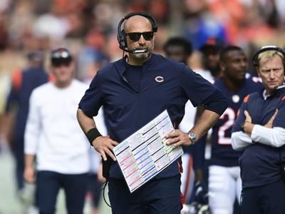 Hub Arkush: Matt Nagy takes the blame, but that alone won't make the offense better