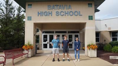 Three Batavia High School students named National Merit Scholarship program semifinalists