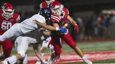 Naperville Central hands Lincoln-Way East its first loss since 2018