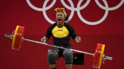 Weightlifting faces uncertain Olympic future after Tokyo