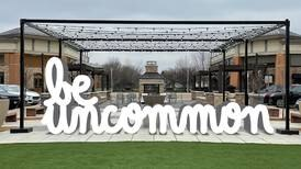 'Be Uncommon' sculpture to be unveiled at Geneva Commons – all helping a good cause