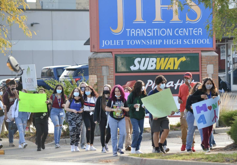 Joliet Central High School, education, Joliet Township District 204