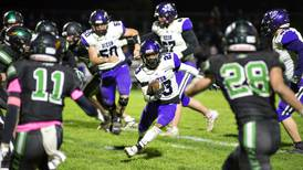 Dixon rolls past Rock Falls and into playoffs