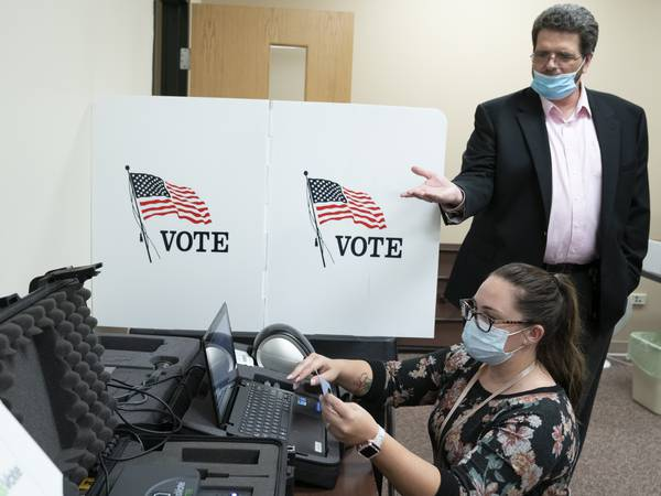 New election law ups costs for McHenry County Clerk's Office