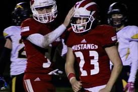 Morrison makes the plays to top Riverdale