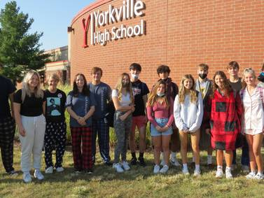 2021 Yorkville High School Homecoming court announced