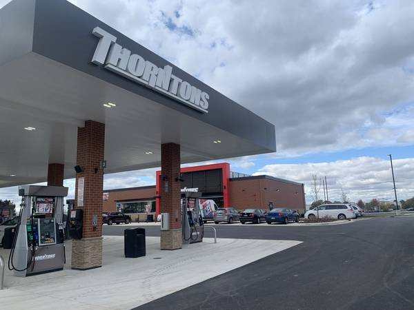 New Thorntons gas station in Crystal Lake opens