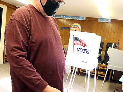 Election turnout 'terrible,' La Salle County clerk says