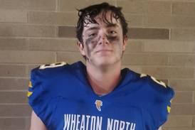 Jackson Moore, Wheaton North 'D' dominant once again in shutting out Geneva
