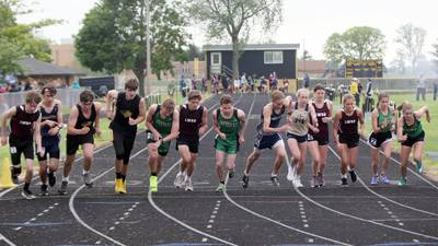 Photos: Putnam County hosts the Tri-County Conference track meet