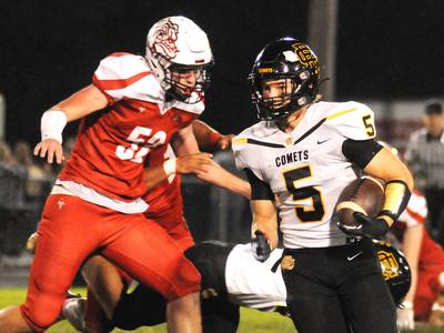 The Times Football Notebook: If 4-5 teams get into playoffs, could Seneca or Streator?