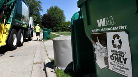 Streator residents tossing more trash