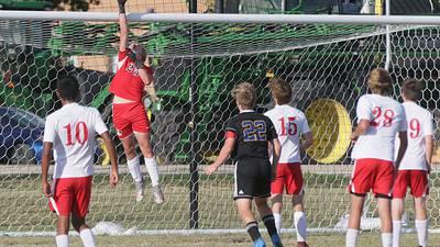 Photos: Somonauk vs Earlville boys soccer