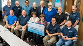 Joliet homeless shelter receives $20,000 donation