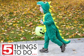 5 things to do in McHenry County: Halloween parties, trick-or-treating and trains