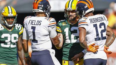 Hub Arkush: Latest loss to Packers is guide to why Bears just aren't ready to win yet