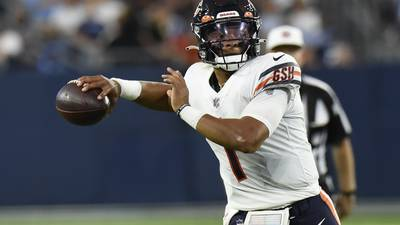 Bears podcast 236: What to expect from Justin Fields' first start