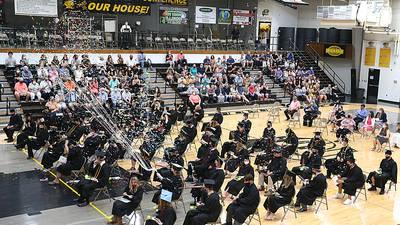 Photos: Putnam County High School graduation ceremony