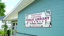 Putnam County Library program rewards kindergartners for reading
