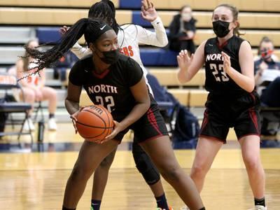2021 Herald-News All-Area Girls Basketball Team
