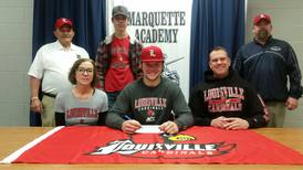Louisville 'felt more like home' to Marquette's Victor Mullen