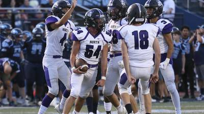 Thomas Williams, dominant Downers Grove North 'D' get crosstown shutout for first 3-0 start since 2013