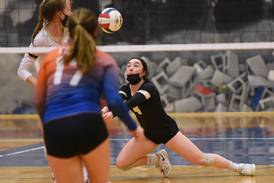 Girls Volleyball: Sycamore dispatches Fenton, ready for rematch with Kaneland in final