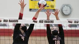 High school volleyball: Northwest Herald Power Rankings for Sept. 8