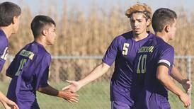 Boys soccer: Mendota advances past Newark-Seneca 3-1 in regional semifinal