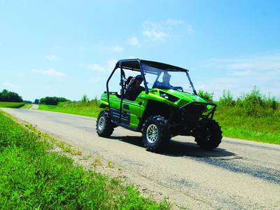 Discussions ongoing with Lee County UTV ordinance