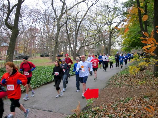 Cantigny 5K Run/Walk to benefit homeless veterans