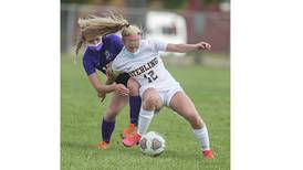 Girls soccer: End of an era: All-time scoring leaders from Dixon, Sterling ready for next level