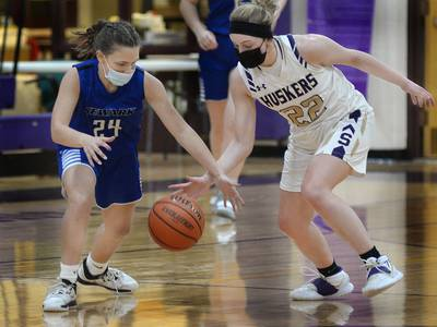 Katie Baker is IBCA Class 1A All-State; Giertz, May, Roberts, Bosnich, Staton all special mention