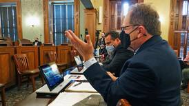 Redistricting hearings open amid partisan divides