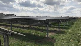 Acreage caps for solar energy in DeKalb County on the table