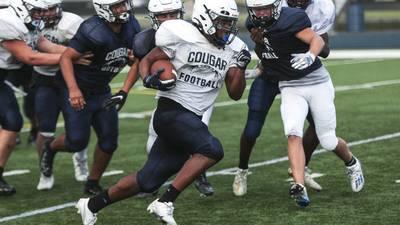 Plainfield South junior Brian Stanton believes hard work will lead to reward