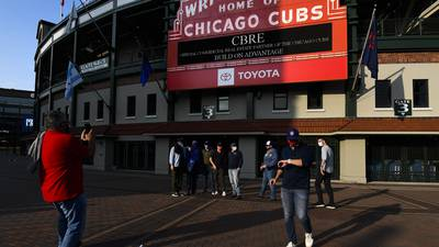 Cubs, White Sox to let some fans into stands as COVID numbers fall