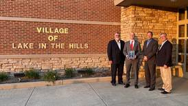 Lake in the Hills employee recognized for 'exceptional performance under adversity'