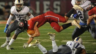 Photos: Warren vs. Barrington football
