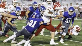 Newman goes on road looking to continue success against Rockridge