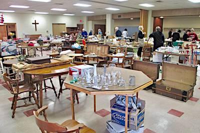 First Lutheran to host garage sale