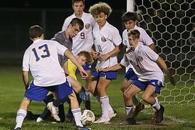 Photos: Class 1A Chilicothe Sectional Soccer Somonauk vs Quincy Notre Dame