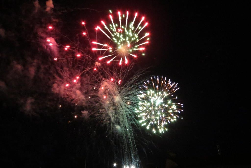 A guide to the summer's fireworks shows in La Salle, Bureau, Putnam, surrounding counties